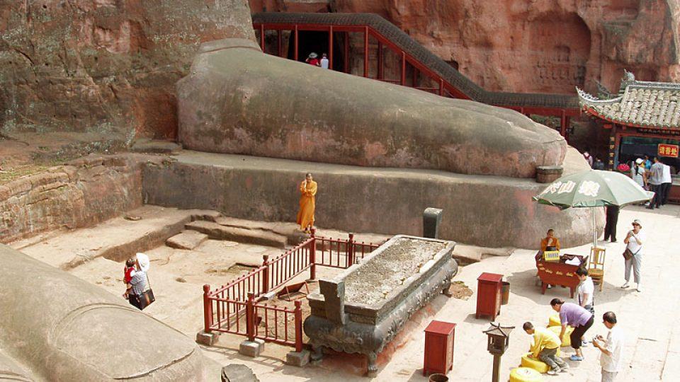 U nohou Buddhy