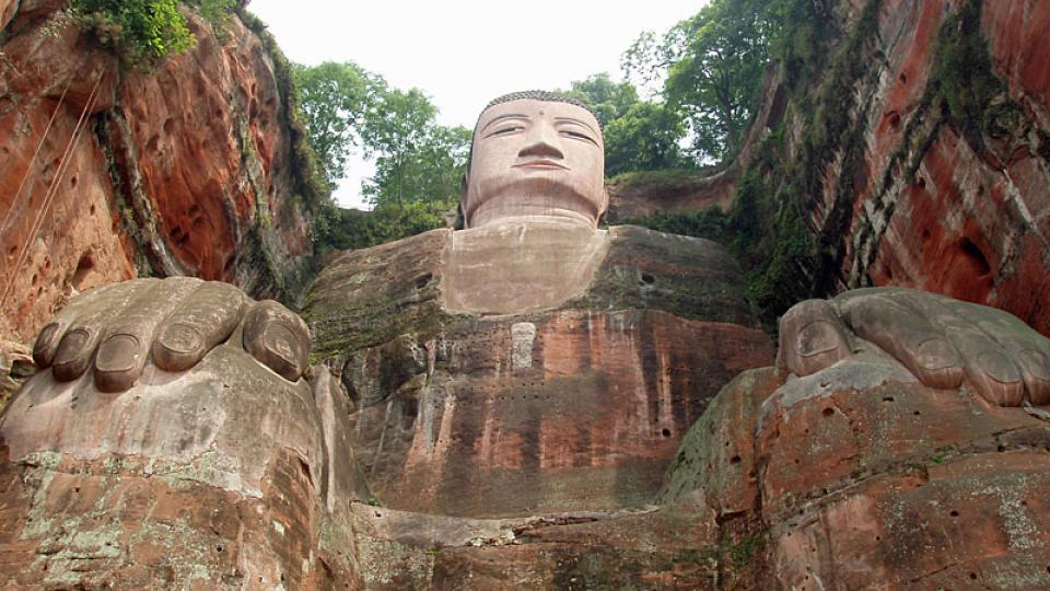 Buddha v Le-šanu