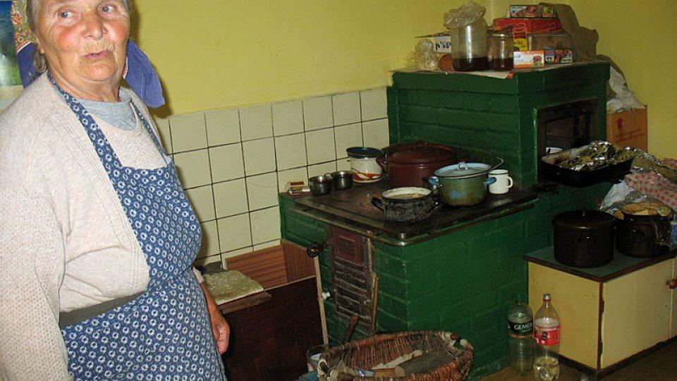 U Kucháriků doma