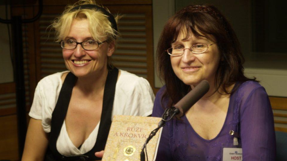 Renata Fučíková ilustrátorka + Renata Štulcová učitelka a spisovatelka