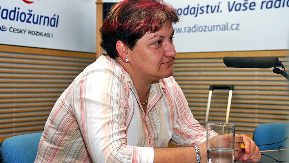 Eva Obořilová