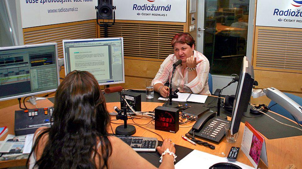 Eva Obořilová v rozhovoru s Lucií Výbornou