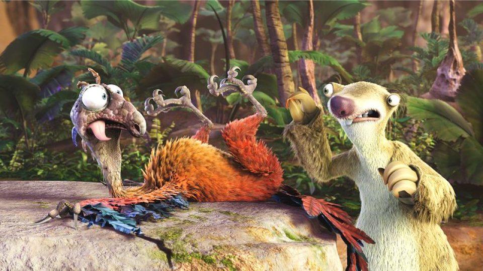 Doba ledová 3: Úsvit dinosaurů