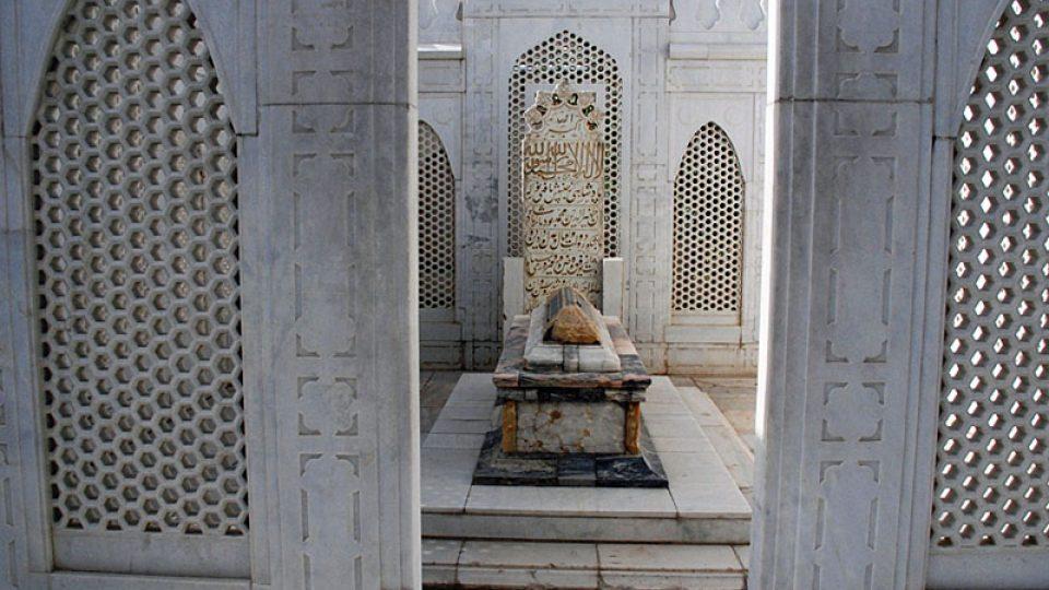 Hrobka krále Muhammada Babura