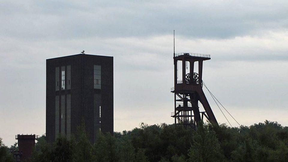 Věž dolu Zollverein