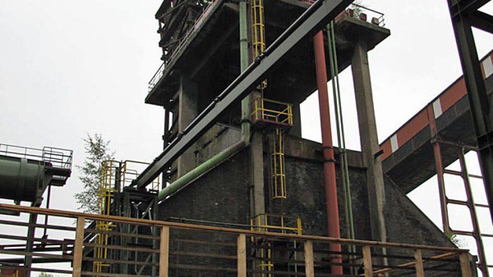 Zařízení dolu Zollverein