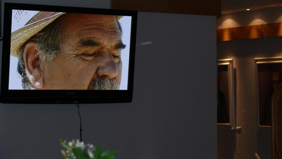 Červnová výstava olejomaleb Milana Peterky