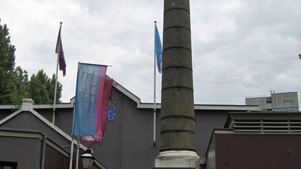 Stará továrna Philips v Eindhovenu