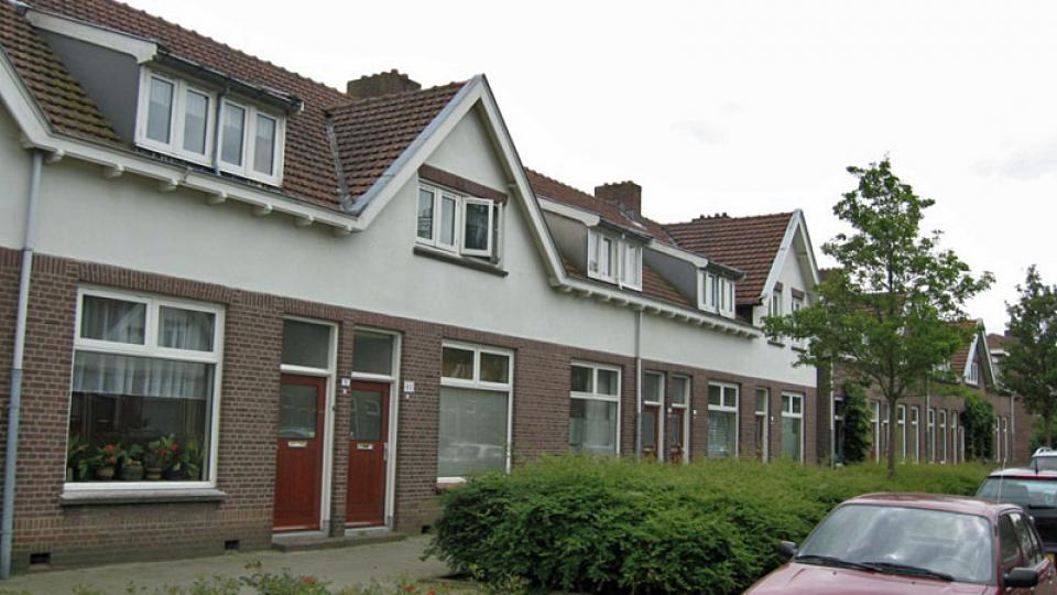 Domy ve čtvrti Philipsdorp