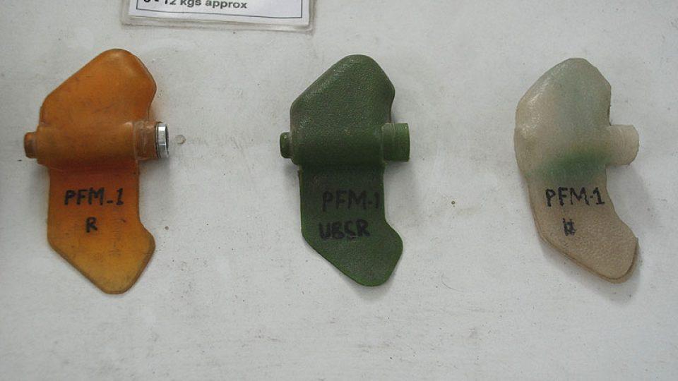 Miny typu PFM-1
