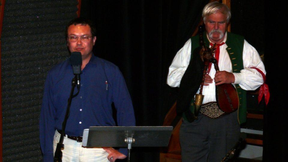 Folklorní soubor Úsvit přiblížil letní a podzimní lidové tradice