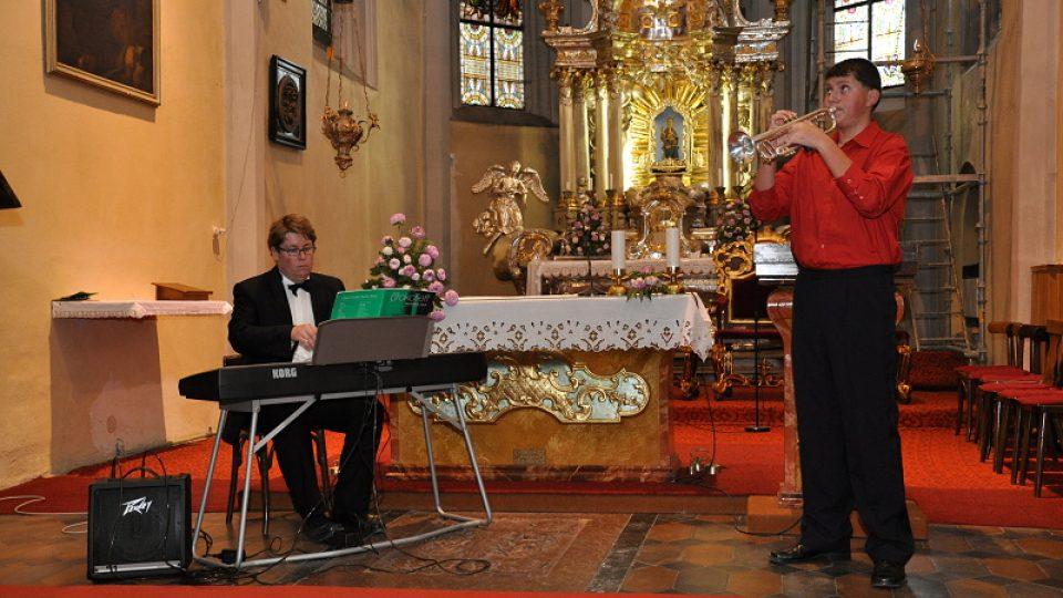 Koncert laureátů Mazinárodní rozhlasové soutěže mladých hudebníků Concertino Praga