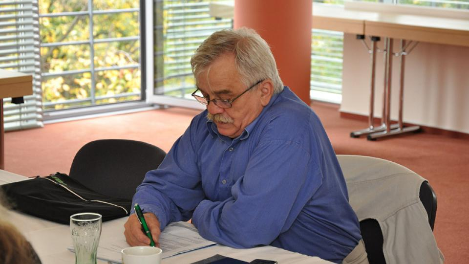 Ervín Kukuczka - básník, publicista, duchovní Církve československé husitské