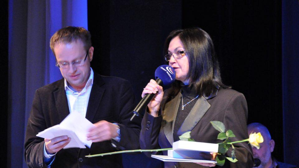 Závěrečný večer festivalu Prix Bohemia Radio 2009 - fotogalerie I.