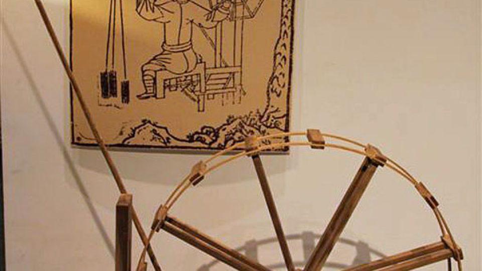 Hedvábí se vyrábí už přes čtyři tisíciletí
