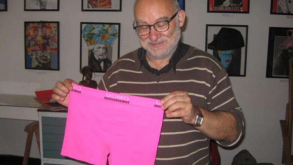 Jan Bucquoy  a spodky Plastica Bertranda