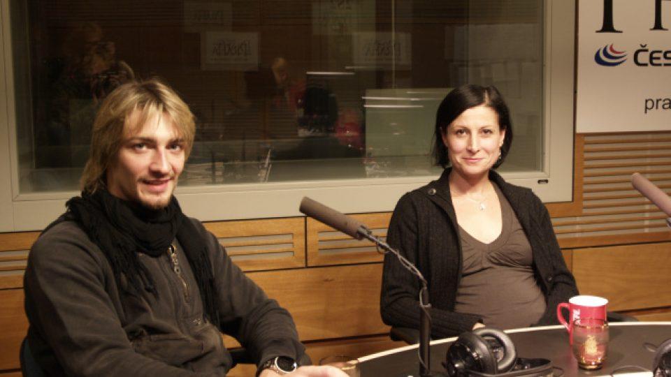 Tereza Podařilová a Michal Štípa
