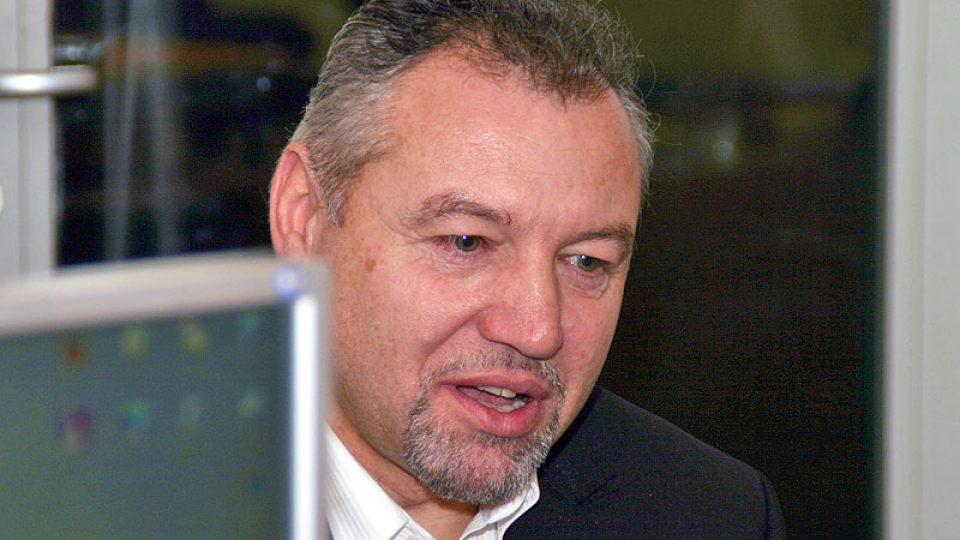 Výrobce čokolády František Hlava