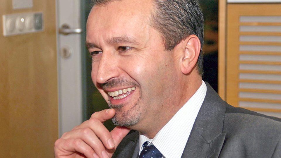 Držitel ocenění Firma roku 2009 Karel Žďárský