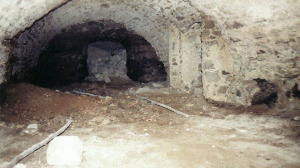 Sklep pod východním palácem