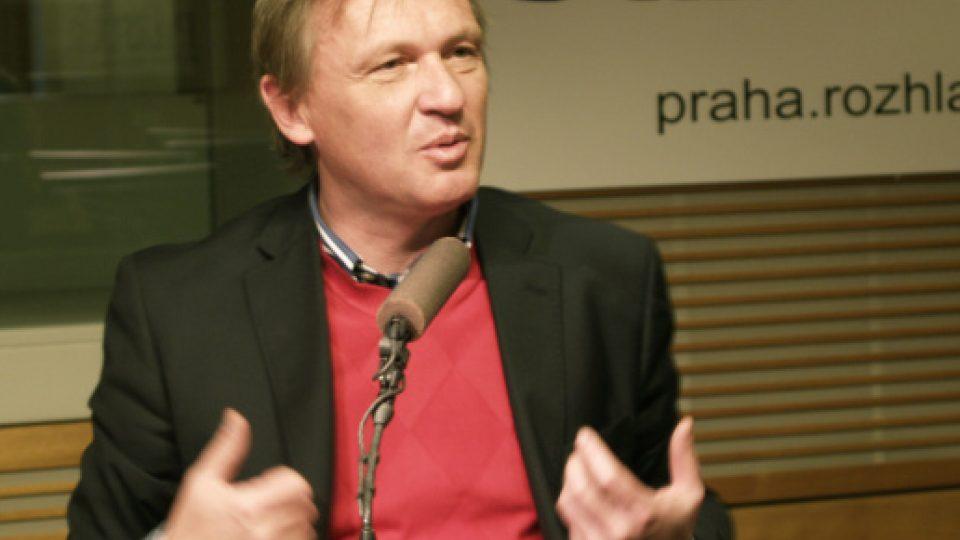 Zbigniew Czendlik hovoří
