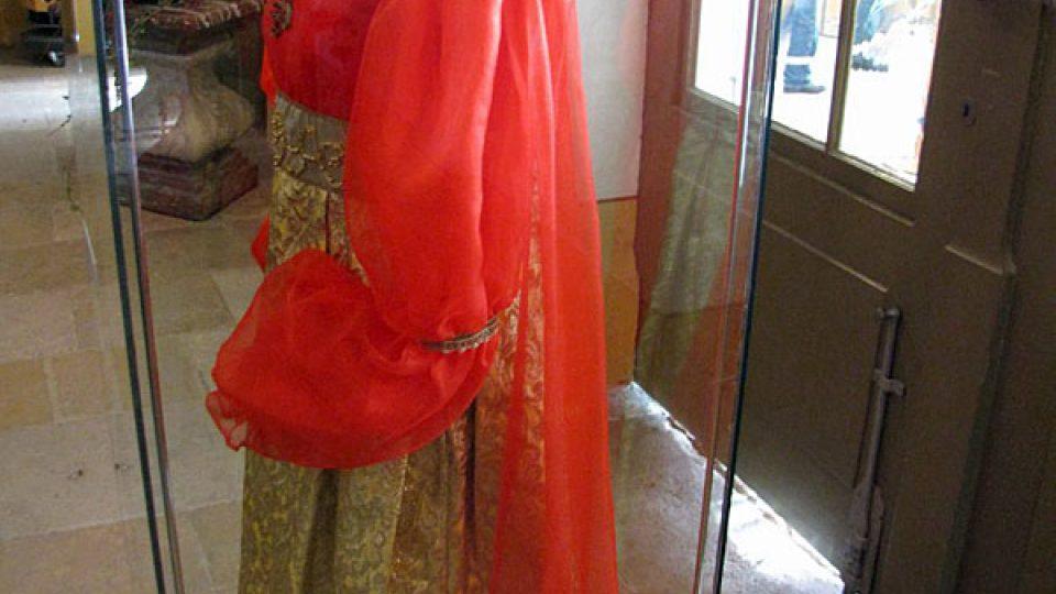 Šaty princezny Droběny