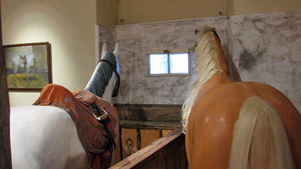 Popelčin věrný kůň Jurášek