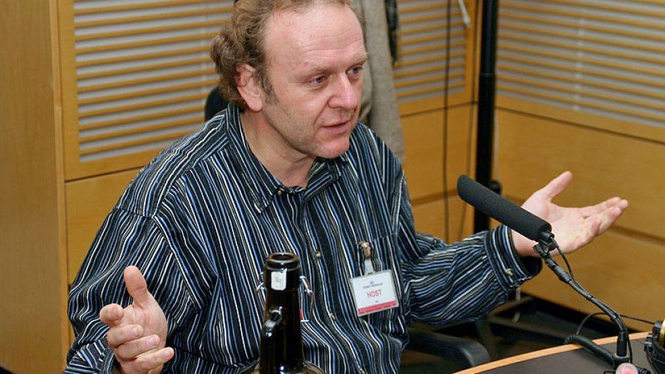 Herec Jaroslav Dušek