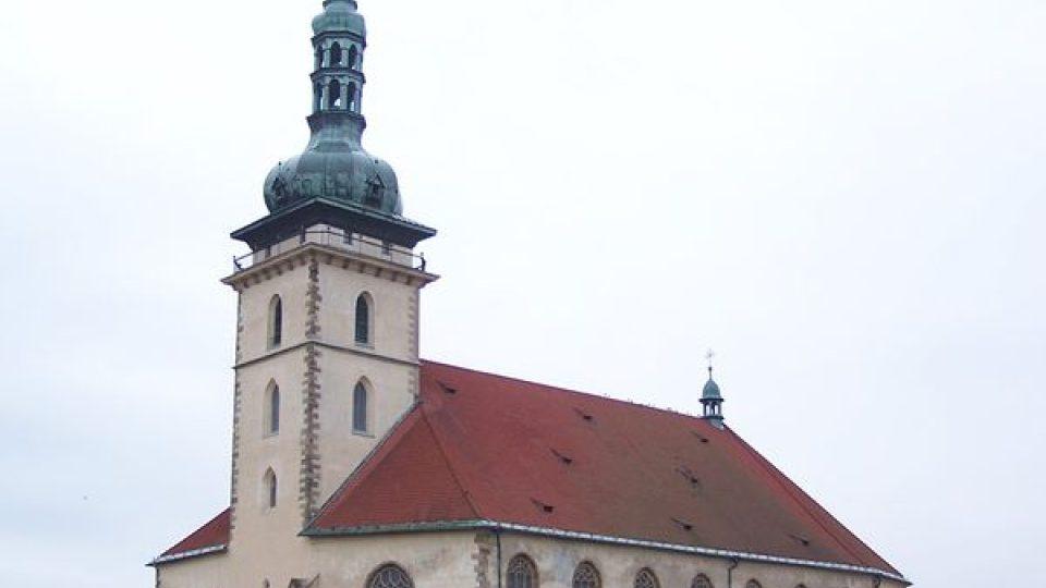 Přesunutý mostecký kostel