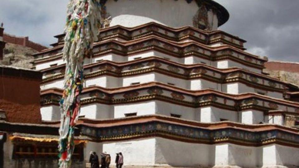 Tibetský budhistický chrám