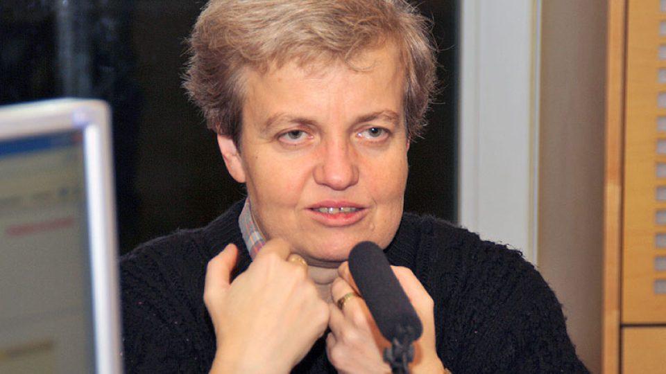 Dana Drábová, předsedkyně Státního úřadu pro jadernou bezpečnost