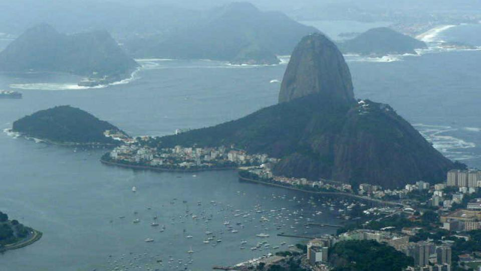 Rio de Janeiro je také synonymem pro ohromný přístav