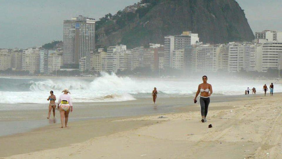 Pláže Rio de Janeira