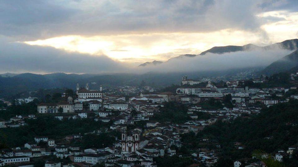 Pohled na Minas Gerais