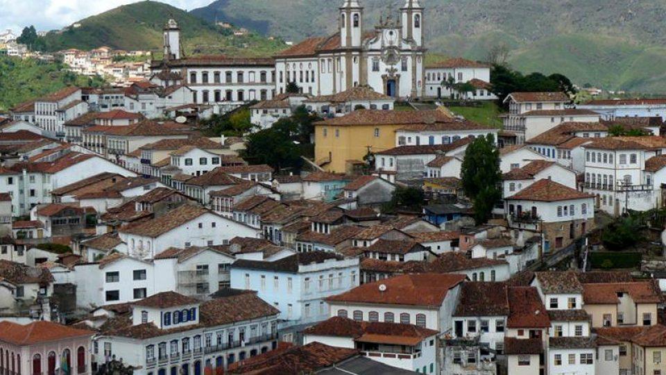 Město Minas Gerais