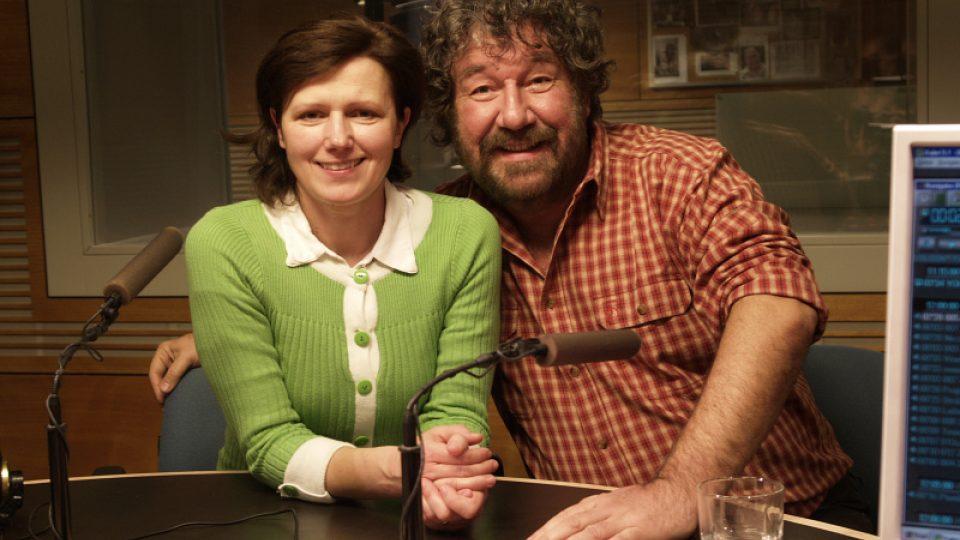 Zuzana Budešová a Zdeněk Troška