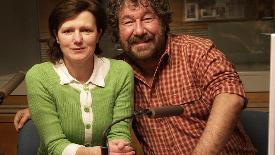 Zdeněk Troška a Zuzana Burešová