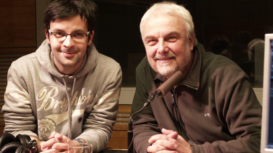 Vladimír Čech a Tomáš Voženílek