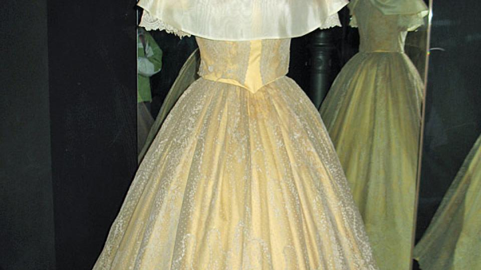 Šaty císařovny Evženie