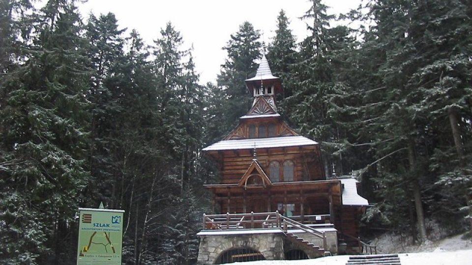 Venkovský kostelík