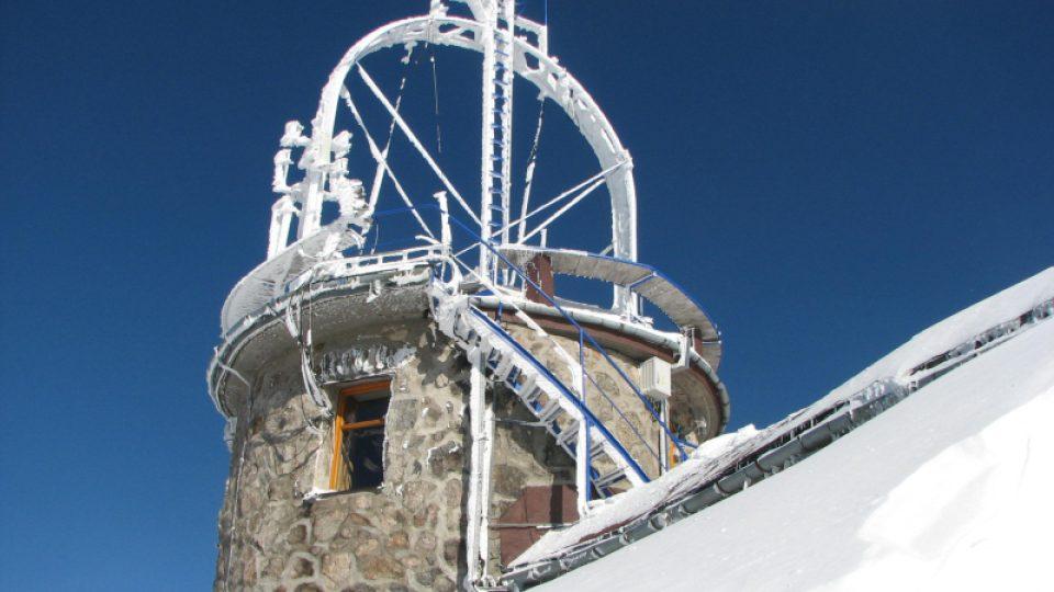 Observatoř na Kasprowém Wierchu