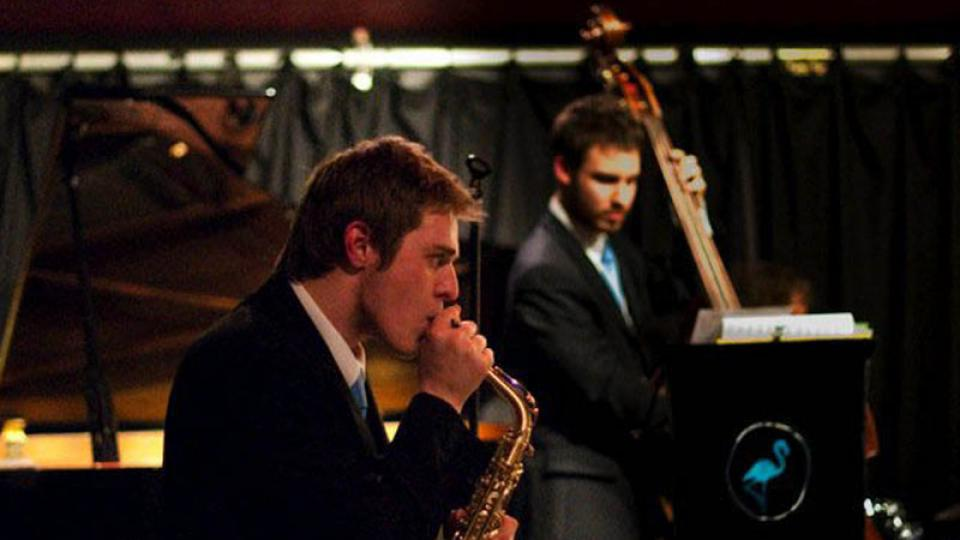 Saxofonista Steve Burnett