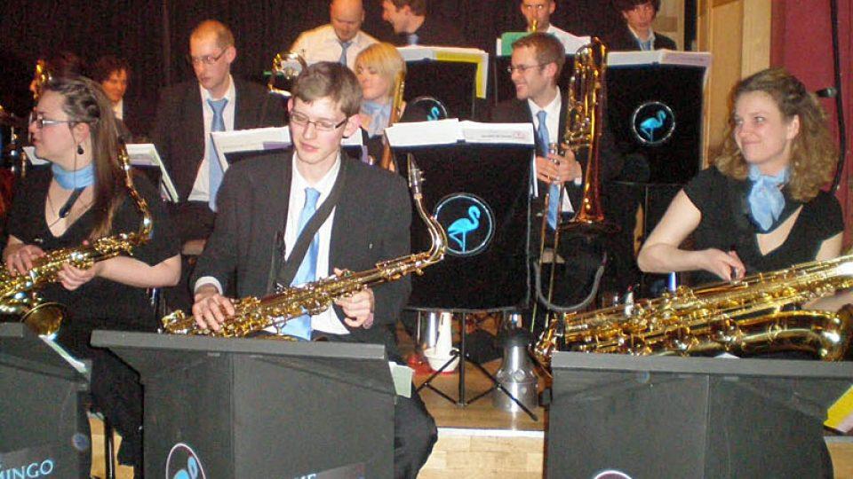 Blue Flamingo Big Band
