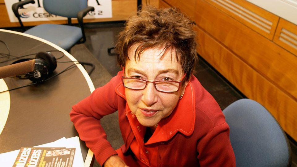 PhDr. Jiřína Šiklová