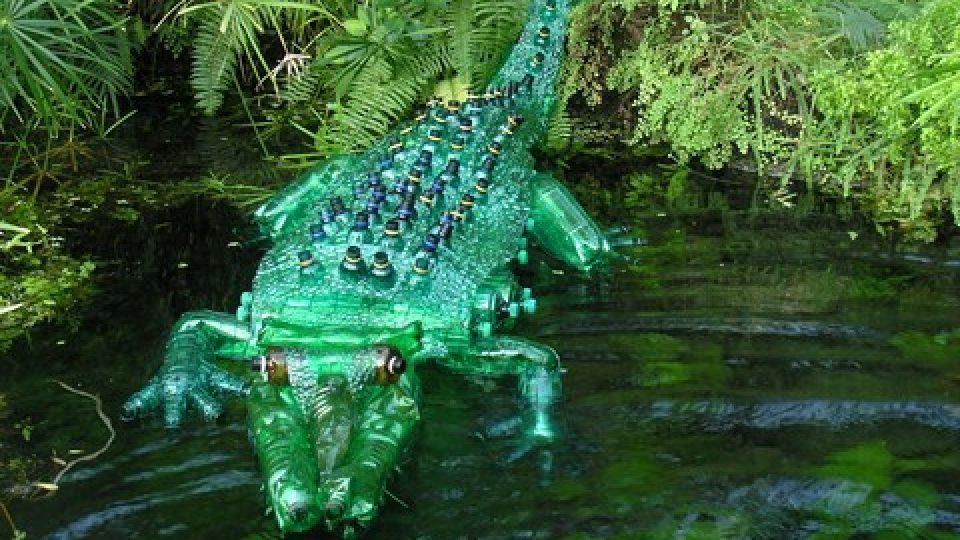 Veronika Richterová - krokodýl