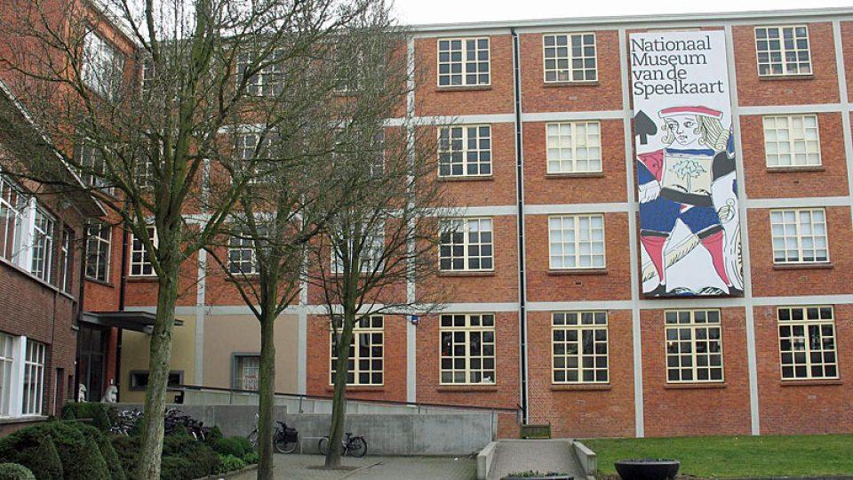 Národní muzeum karet v Turnhoutu