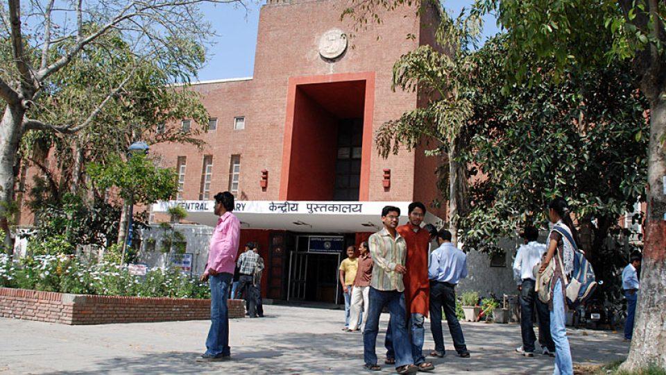 Univerzita v indickém Dillí