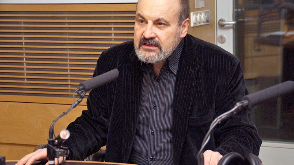 Katolický kněz Tomáš Halík