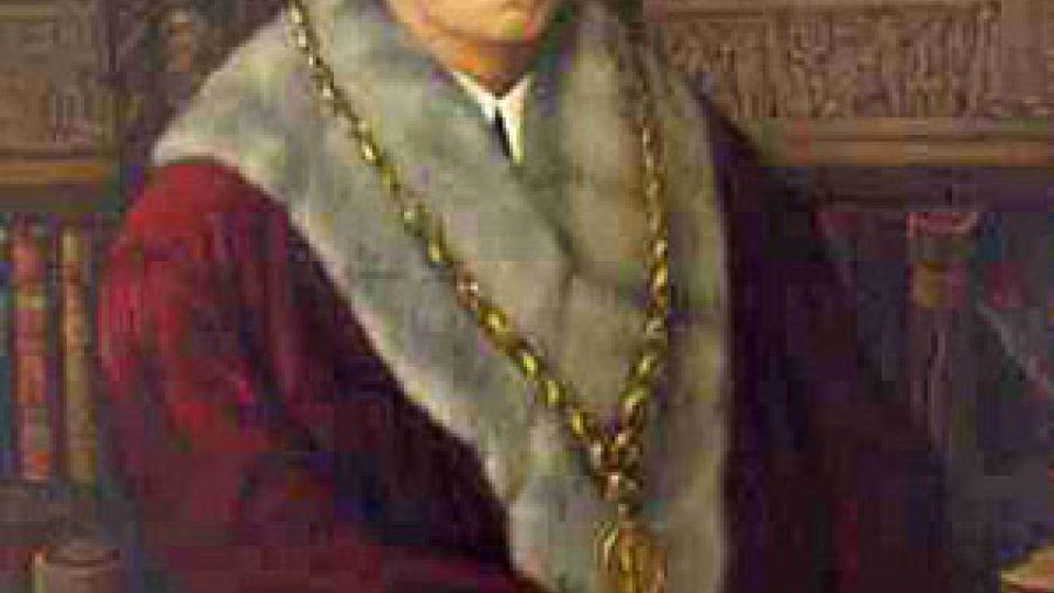 Portrét Bedřicha Hrozného