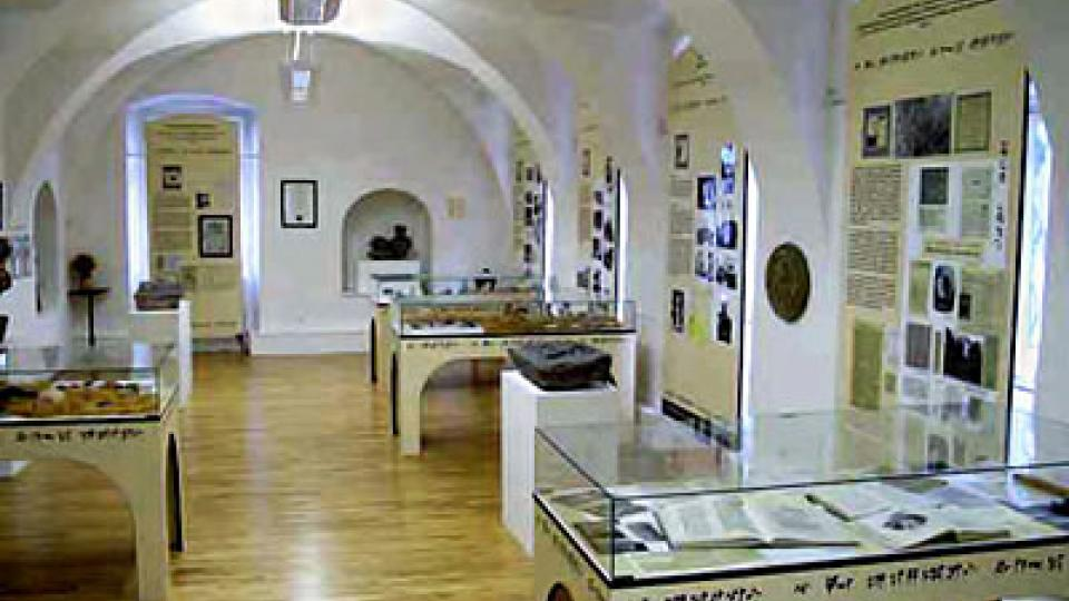 Expozice v Muzeu Bedřicha Hrozného
